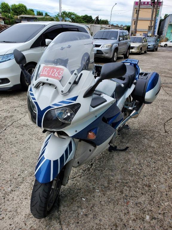 KAWASAKI  ZX10R ABS TCS 公司車