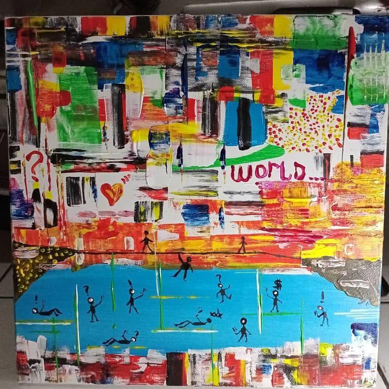 Lukisan ekpresif