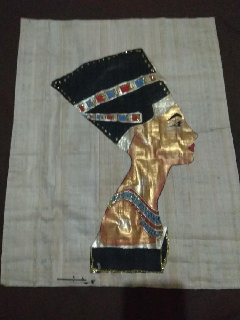 Lukisan unik dari Mesir