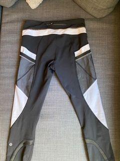 Lululemon 3/4 cropped leggings
