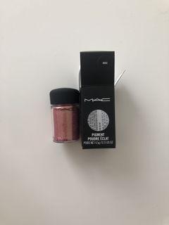 MAC eye pigment