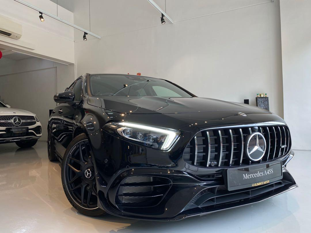 Mercedes - AMG A45s