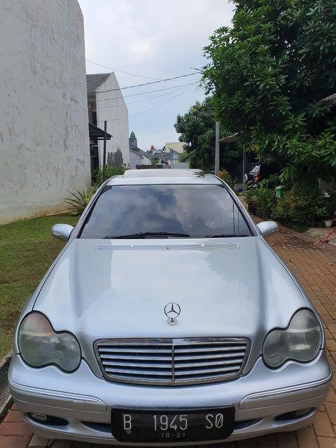 Mercedes Benz C240 W203