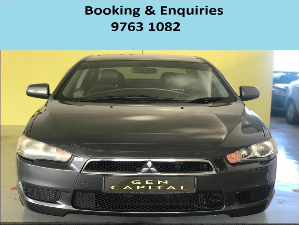 Mitsubishi EX ! Just in ! Cheap rental promotions ! Deposit only @ $500 . Whatsapp 9763 1082 to reserve now !