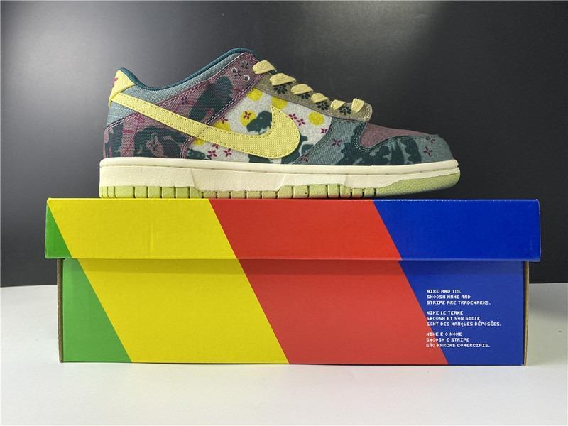 Nike SB Dunk Low SP Lemon Wash CZ9747-900 Men And Women Size EU36-47.5