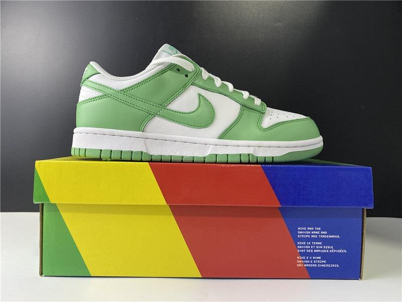 Nike SB Dunk Low SP Light Green/White CU1726-188 Men And Women Size EU36-47.5