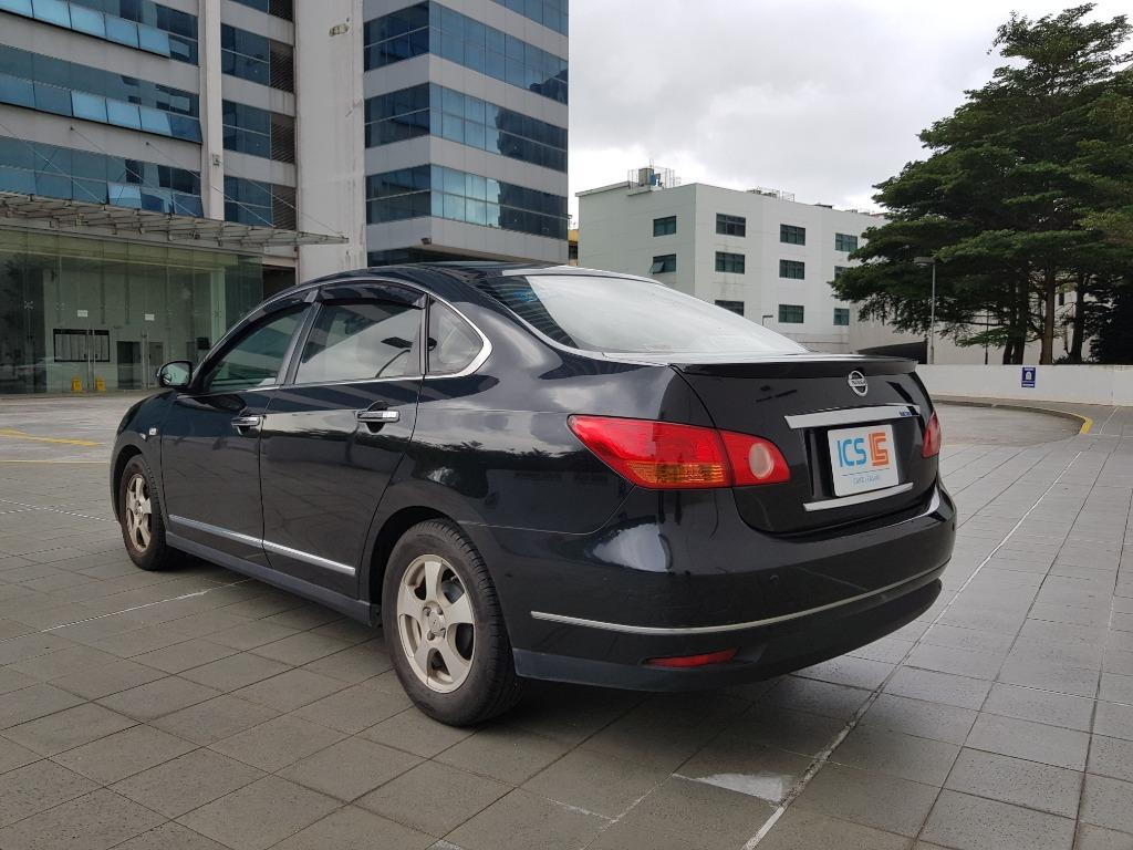 Nissan Sylphy 1.5 For Rent