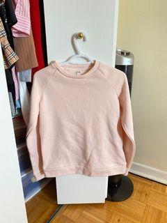Pastel Pink Sweater Ardene Size S