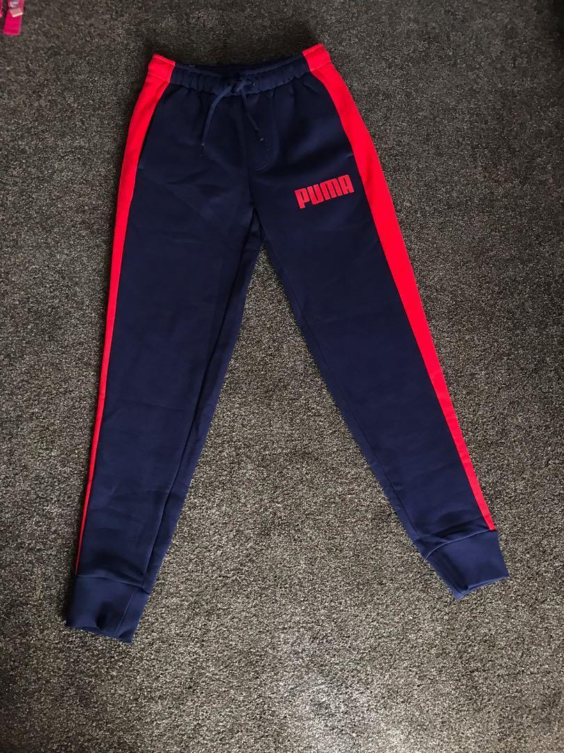 Size S Puma Track pants