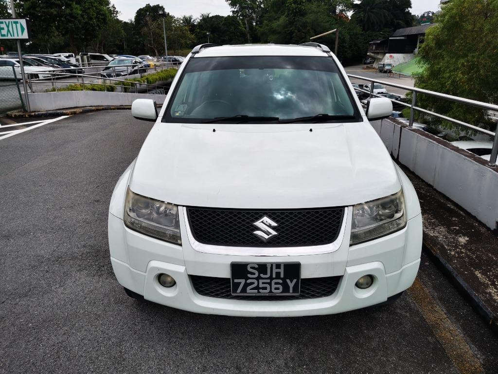 Suzuki Grand Vitara 2.0 2WD (A)