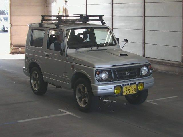 Suzuki Jimny Ja22w Manual