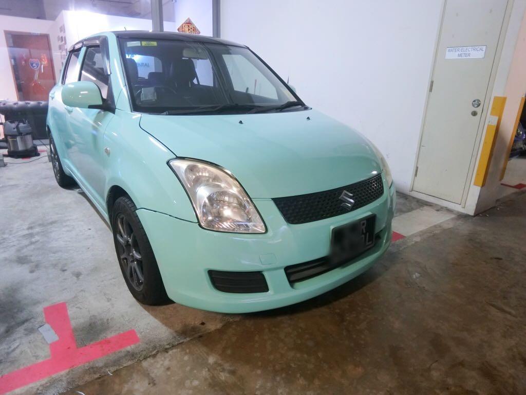 Suzuki swift monthly rent 98000933