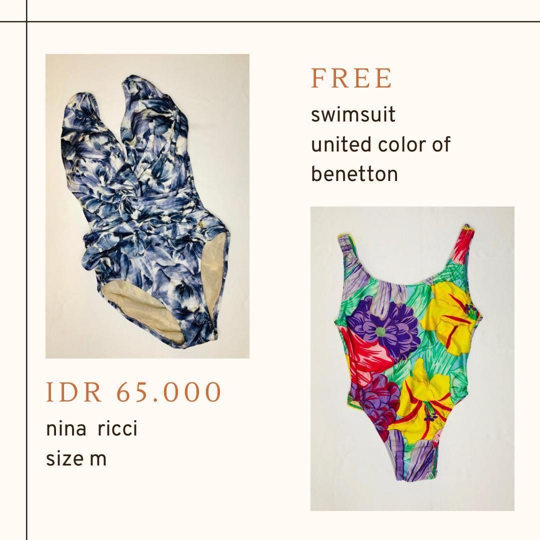 Swimsuit baju renang #agustus2020