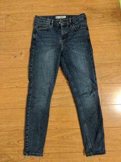 Topshop Jamie Petite Jeans - W26L28
