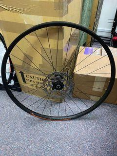 Wheelset without Tyre 29'