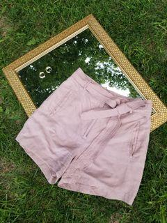Wilfred Tie Front Shorts