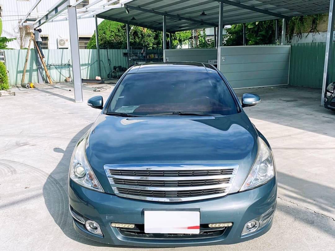 2009高級房車-Teana 可找8萬元只要13.8~好開好週轉