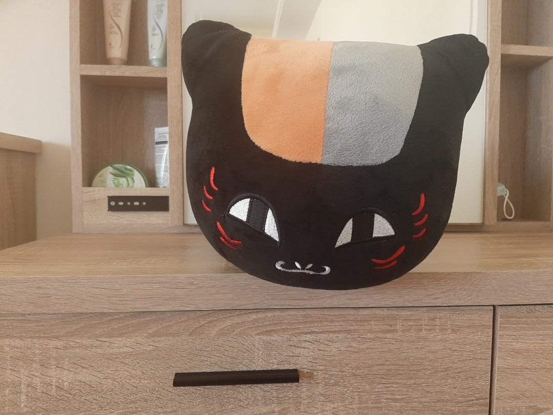 夏目友人帳-貓咪老師娃娃(長約45公分)