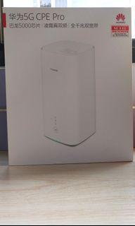 華爲 Huawei 5G CPE Pro Router