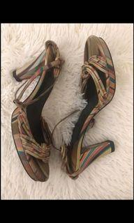 🛍 Paul Smith Strappy Heels