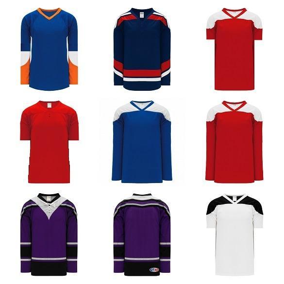 Adult's Hockey Jerseys (Size M, L, XL, 2XL)