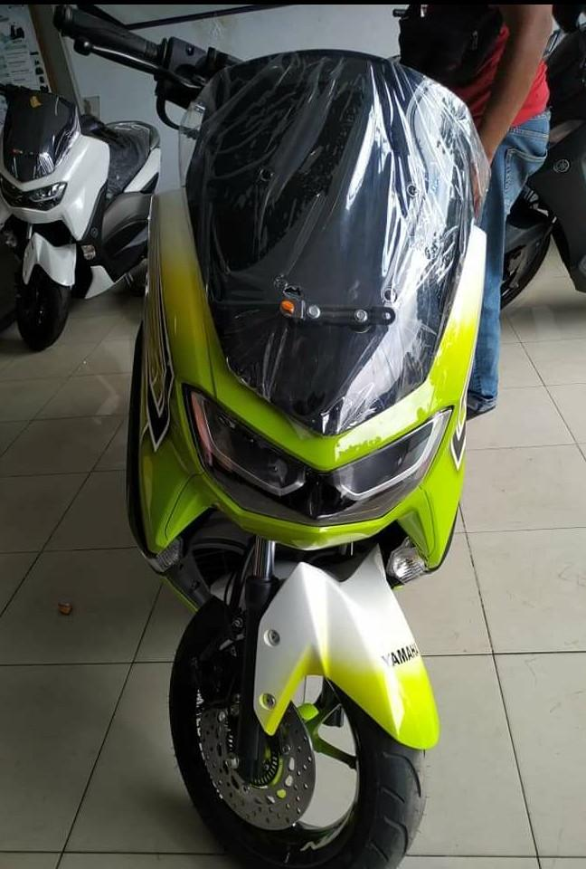 All New Nmax Custem