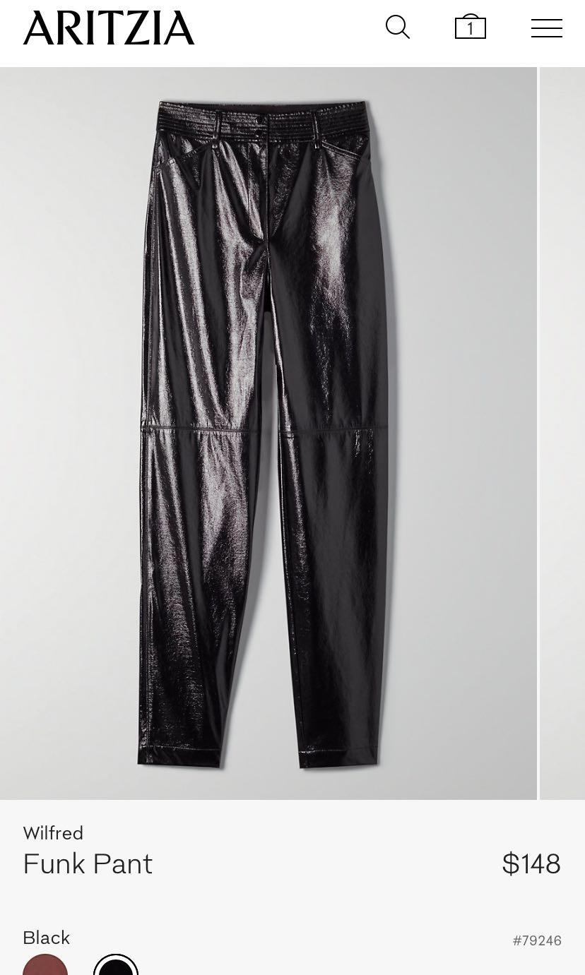 Aritzia Wilfred Funk Pant Size 00