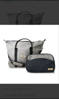 Looping Baby Bag/ Baby bag for travel