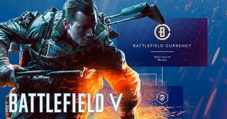 Battlefield V  2200 currency 點數 PC