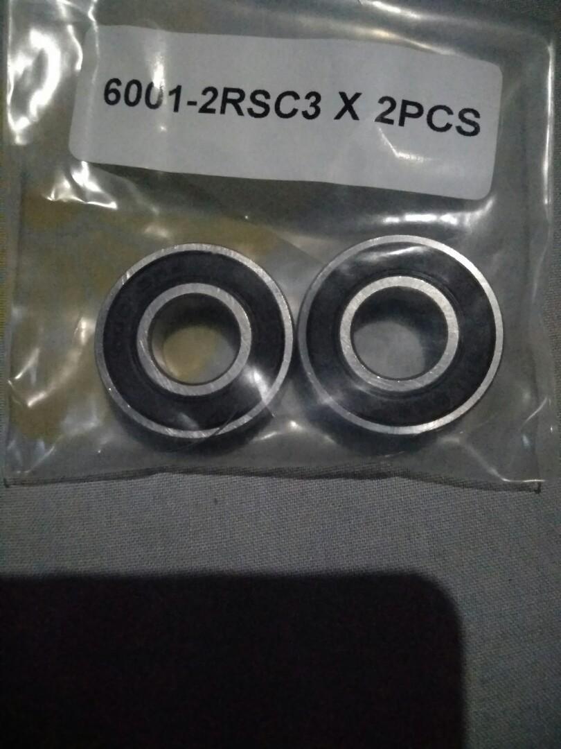 Bearing 6001 2rs c3 xike