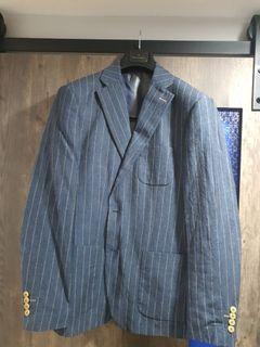 Benjamin Barker jacket