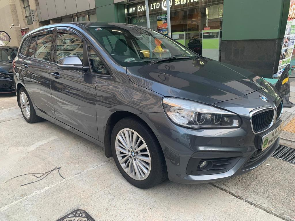 BMW 220IA GRAN TOURER 2015 Auto