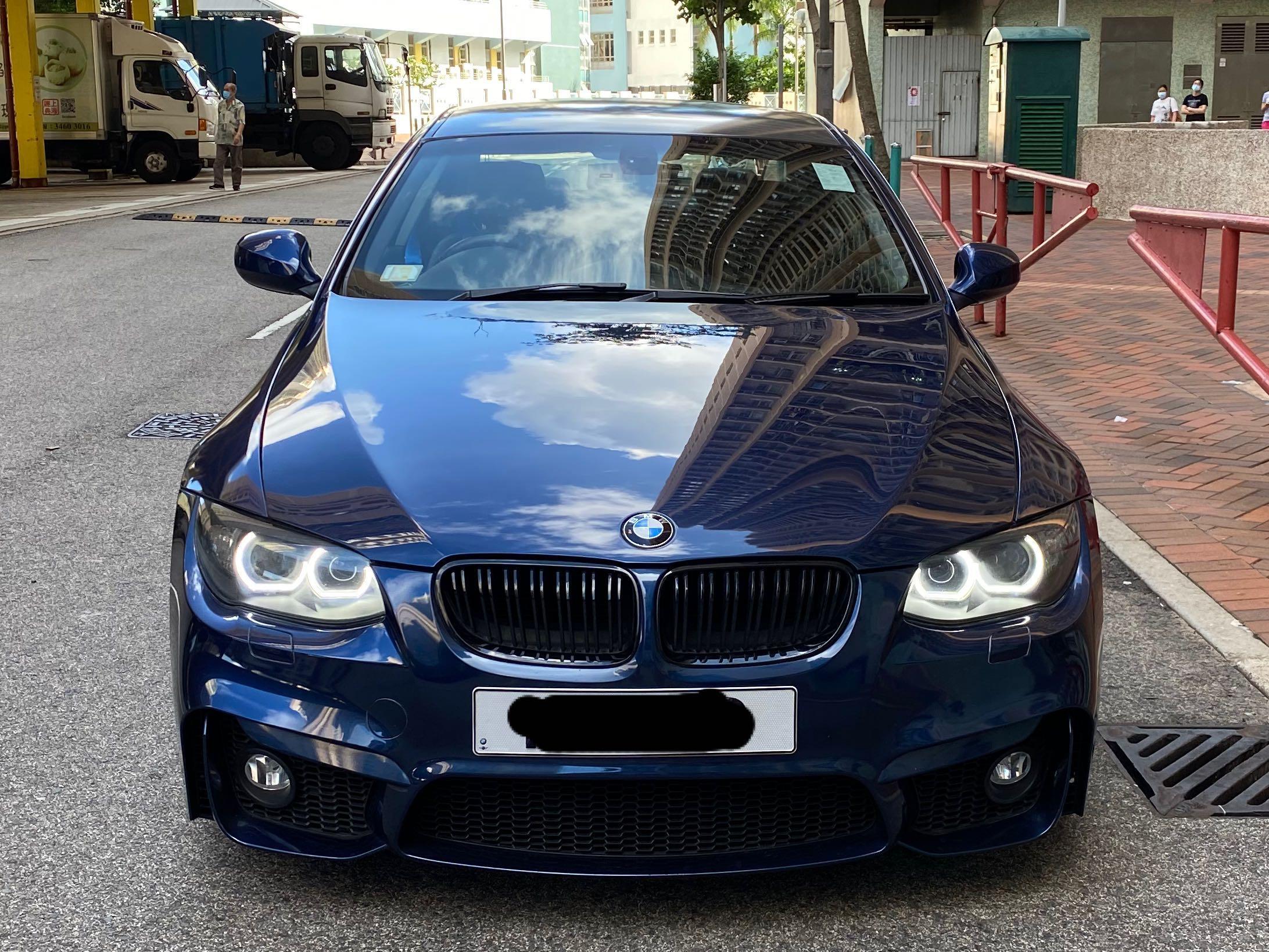 BMW 323i E92 Auto