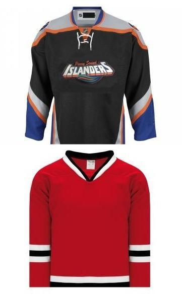 Boy's Hockey Jerseys (Size L & XL)