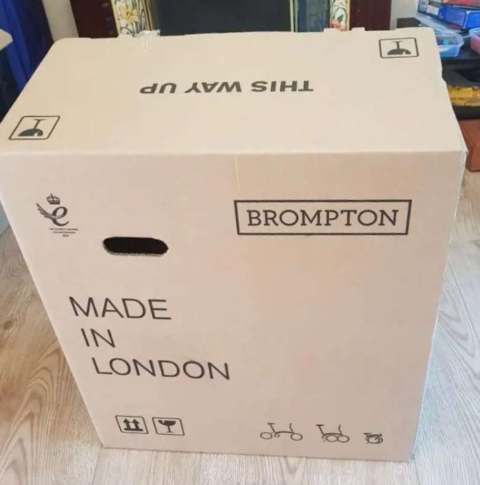 Brompton m6L BNIB