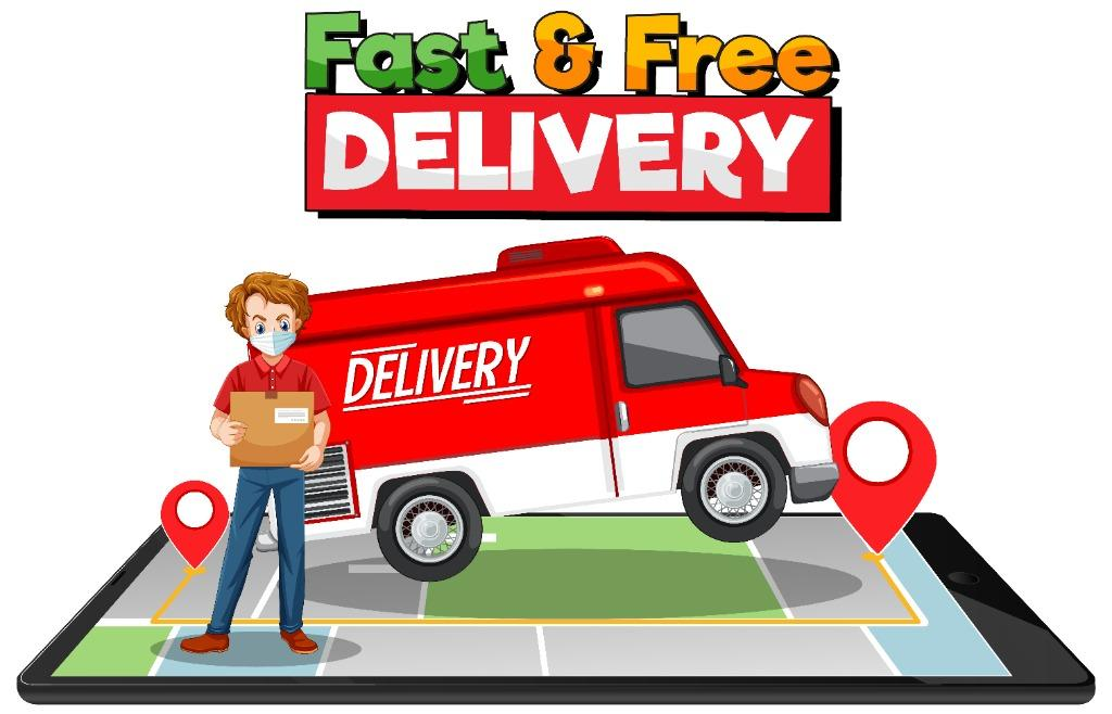 Class 3 Van Driver (Toa Payoh & Bishan, Parcel Delivery)