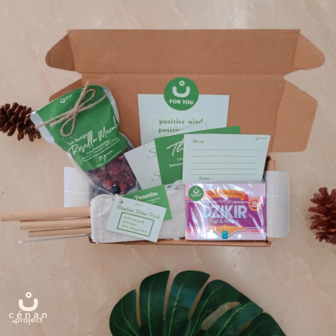 Gift Box Package / Kado / Hadiah / Hampers by cenan.project