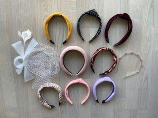 headbands (priced as a bundle)