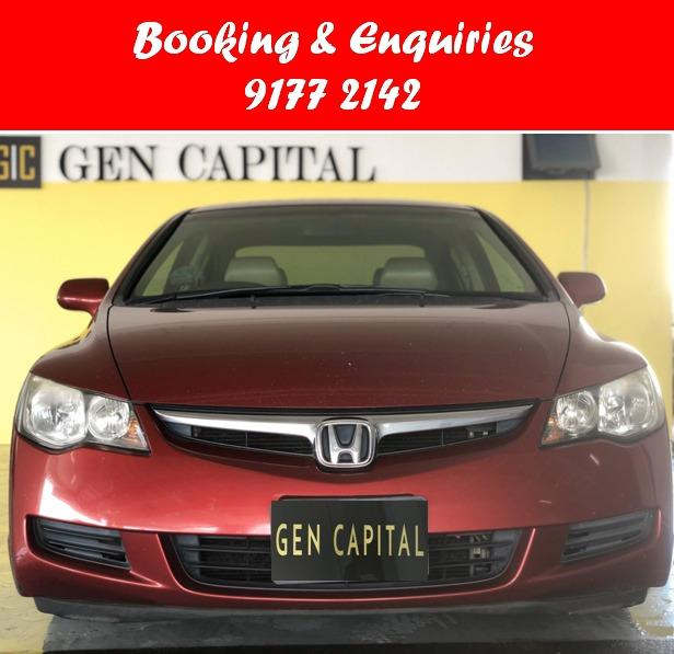 Cheap. Budget Cars. 6 months rate. $500 deposit only. Whatsapp 9177 2142 to reserve. LAST UNIT