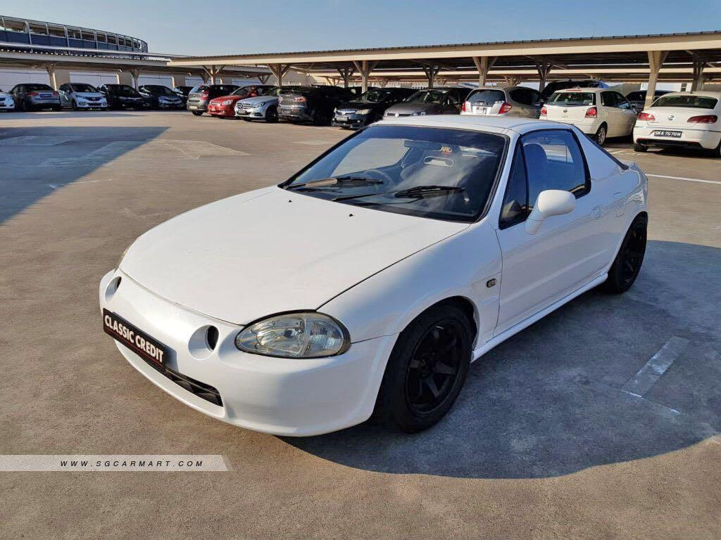 Honda Civic CRX 1.6 Manual
