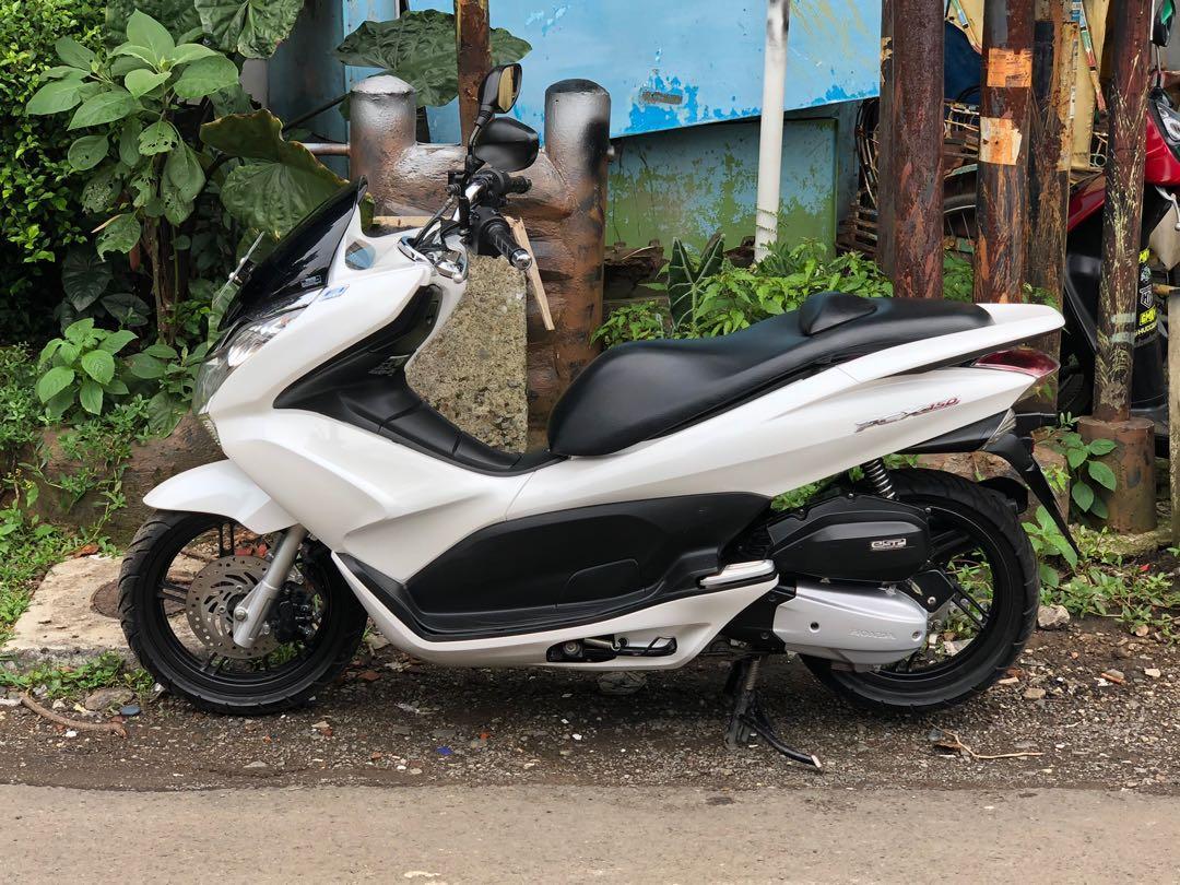 Honda pcx built up thailand 2013