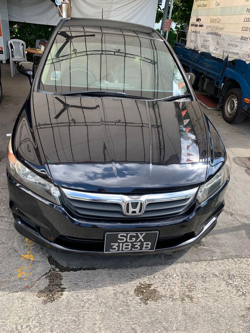 Honda stream $290/week/ no deposit