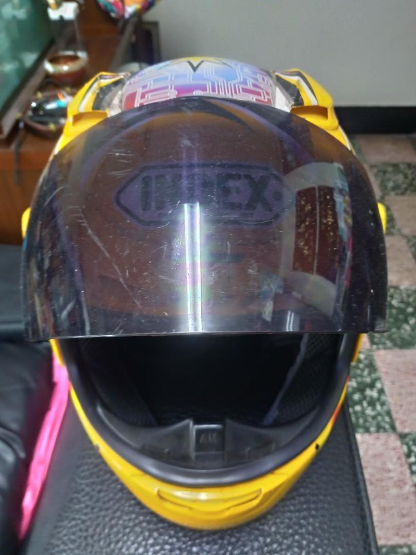 INDEX安全帽
