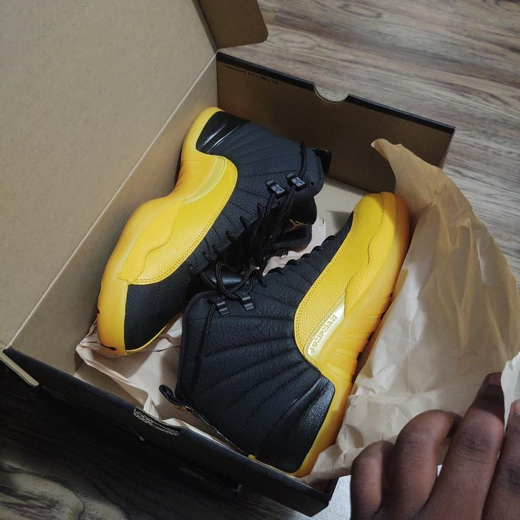 Jordan 12s different sizes