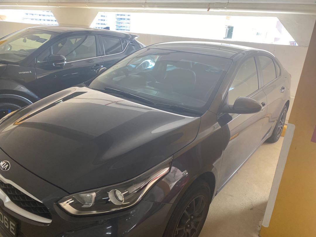 Kia Cerato New model