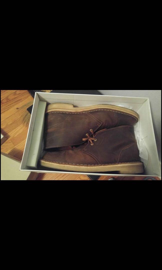 Men's Clark Original Dessert Boots