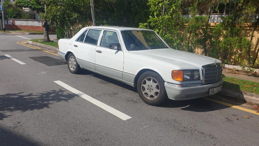 Mercedes-Benz SEL300 W126 Auto