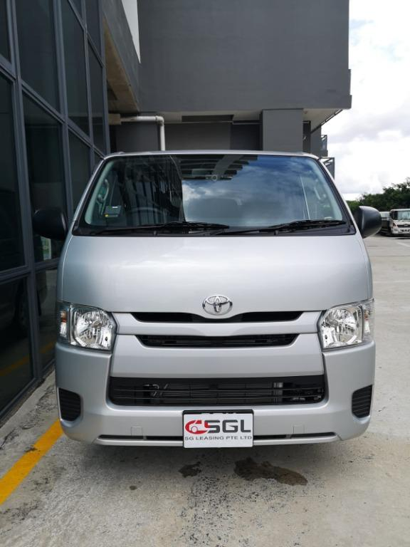New Hiace Manual For Lease