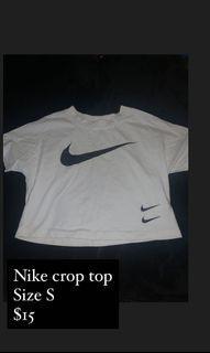 Nike crop