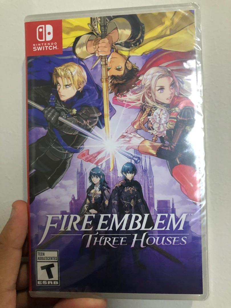 Nintendo switch - Fire emblem three houses